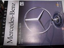 µµ Altaya La legende de Mercedes n°42 200 D 1976