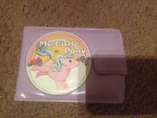 VINTAGE 1983 BY HASBRO - MY LITTLE PONY WALLET   NEW