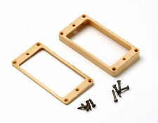 Aged Mounting Rings Set Cream GuitarSlinger Parts Fits To Les Paul ®