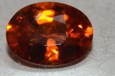 Beautiful 1.22ct VVS Oval Orange Natural Untreated SPESSARTINE Garnet