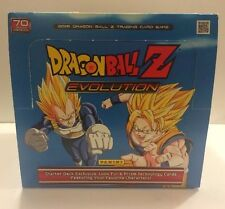 DRAGON BALL Z EVOLUTION PANINI 2015 TRADING CARD GAME 10 PACK BOX-BRAND NEW!