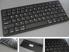 Universal Slim Portable Mini Arabic & English Wireless Bluetooth 3.0 Keyboard PC
