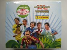 NEW Panini Adrenalyn Xl Card Box 24 Packs Fifa Road to BRAZIL World cup 2014