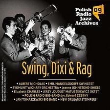 Polish Radio Jazz Archives vol. 9 - Swing, Dixi & Rag  (CD) 2013 NEW