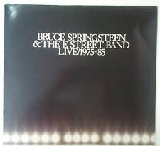 Bruce Springsteen & The E Street Band Live 1975/85 LP Holanda Promocional 1986