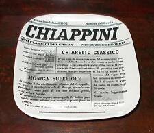 VINI_ENOLOGIA_CHIARETTO CLASSICO_MONIGA SUPERIORE_AZIENDA VINICOLA CHIAPPINI