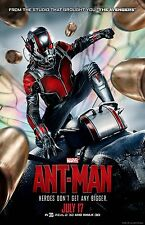 ANT MAN DODGIN BULLETS 11X17 MINI MOVIE POSTER COLLECTIBLE