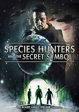 SPECIES HUNTERS AND THE SEC...-SPECIES HUNTERS AND THE SECRET SYMBOL  DVD NEW