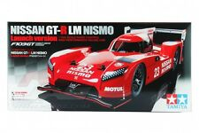 Tamiya 58617 1/10 RC F1 Car F103-GT Chassis Nissan GT-R LM Nismo Launch