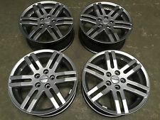 "17"" VW GENUINE SPORTLINE ALLOY WHEELS VW CADDY GOLF MK5 MK6 AUDI A3 03- 5X112"