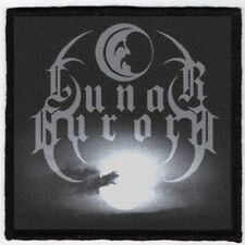 LUNAR AURORA PATCH / SPEED-THRASH-BLACK-DEATH METAL