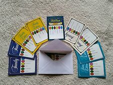 Wedding table favours - ice breakers - party games -  trivial pursuit