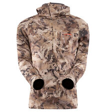 Sitka TRAVERSE Hoodie Half Zip ~ Optifade Waterfowl NEW ~ Closeout Size 2XL