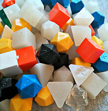 Vintage Windmill Hobbies Lot of 6 Dice, Out of Production for over 30 Years