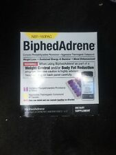 NEW BiphedAdrene (Weight Loss Supplement) 120ct EXP 10/17