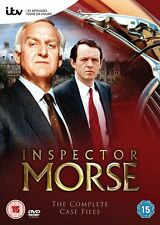 from BOSTON,MA INSPECTOR MORSE COMPLETE SERIES NEW 18 DVD SET (2008) REGION 2
