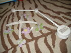 RARE POTTERY BARN KIDS WOOD WOODEN BUTTERFLY CRIB MOBILE