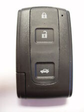 Replacement 3 button case for Toyota Avensis Verso Prius smart remote key