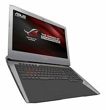 ASUS ROG G752VY Laptop: Core i7-6700HQ, 32GB RAM, 1TB HDD + 256GB SSD, Win 10