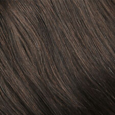 Full Head Five Clips In One Piece Human Straight Hair Extensions 24'' 26''30''