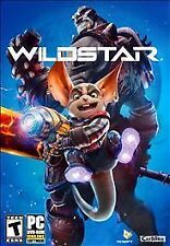 WILDSTAR PC DVD-ROM Online Game BRAND NEW SEALED SHIPS NEXT DAY