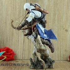 Ubisoft Assassin's Creed III 3 Connor The Hunter PVC Figure Statue