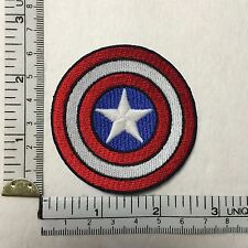 Avengers Patch HAWK HULK THOR CAPTAIN AMERICA EYE SHIELD IRON MAN Movie Costume