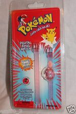 NEW IN PACKAGE POKEMON JIGGLYPUFF DIGITAL RING  WATCH