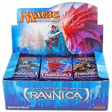 Magic the Gathering Return to Ravnica Booster Box SEALED BOX & FREE SHIPPING