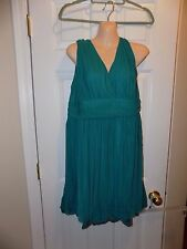 Ever Pretty Women's Sexy Double V-neck Ruched Cocktail Party Dress sz14