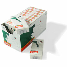 NEW SWAN 20 X 120 PRECUT MENTHOL FILTER TIPS FULL BOX