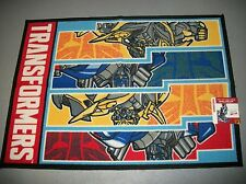 "NEW TRANSFORMERS TF4 AREA THROW ACCENT RUG 44"" X 31.5"" CARPET"