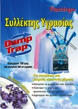 Damp Trap Humidity - Moisture Collector Lavender for Closets and Small Enclosed