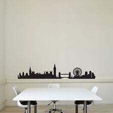 London City Skyline Vinyle Mur Art Autocollant pour Déco / décoration intérieure / B...