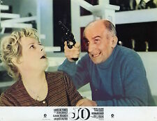 LOUIS DE FUNES  CHRISTIANE MULLER JO  1971  PHOTO D'EXPLOITATION ORIGINALE N°3