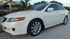 Acura: TSX Base Sedan 4-Door