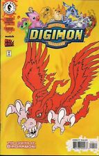 DIGIMON: DIGITAL MONSTERS #4 DARK HORSE COMICS