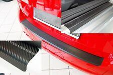 VW GOLF 7 GTI 3-Türer 2013-Ladekantenschutz+Einstiegsleisten Carbon-Schwarz