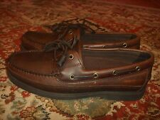RedHead Leather Upper Boat Shoes Mens Size 9M