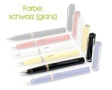 Lamy Füller SAFARI Schwarz mit Konverter Z24 Gratis dazu in viele Farben NEU!!