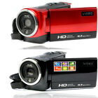 "HD 720P 16MP Digital Video Recorder Camera DV 2.7"" TFT LCD 16x Digital ZOOM DVD"