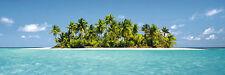 POSTER Maldive Island