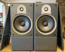 B&W DM-610 Speakers - Good Condition - Works Great !