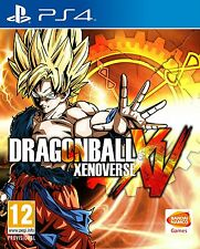 Dragonball XenoVerse (Sony PS4) Fun action adventure Pal Factory Seal NEW