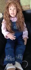 Ashton Drake So Truly Real Doll Hanging With Hannah Collectible Julie Fisher
