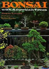 Bonsai With American Trees-ExLibrary