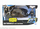 New In box The Dark Knight Batman Action Figure + Batmobile Tumbler Car Toy Gift