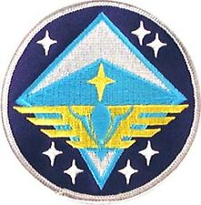 Space 2063 Above & Beyond - 5th Airwing - Patch - Aufnäher - Uniform