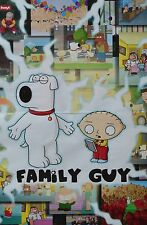 FAMILY GUY - A3 Poster (ca. 42 x 28 cm) - Plakat Clippings Fan Sammlung NEU