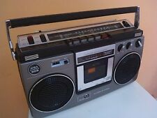 VINTAGE RADIO - CASSETTE PLAYER/RECORDER AIWA TPR-906H From 80's